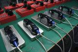Téléphone SIP de tunnel de lumière de signal d'échantillonnage de DEL avec le Poe actionné