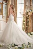 2016カスタマイズされる新しい熱販売の玉が付く花嫁のウェディングドレス