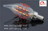 Bulbo C35 de la forma LED de la vela del nuevo producto