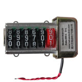 Antimagnético com contador para o medidor da energia