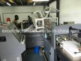 Folha automática do forro e de metal que cola a máquina