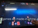 Macchina del casinò della mazza del Texas Holdem del Governo del ferro di alta qualità dei 9 giocatori da vendere