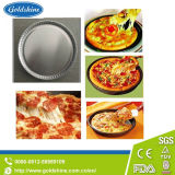 "Diaposable 7 "" runde Aluminiumpizza-Wanne"