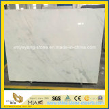 Construction Floor/Wall DecorationのためのCastro White Marble Building Material