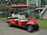 6 Seater Electric Golf Car für Golf verwenden