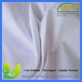 Tela revestida impermeable de la elastancia del poliester del algodón de la PU de la venta caliente