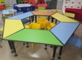 Popular Buena Calidad Mesa y Sillas Kids Study Mesa Silla Muebles Niños Niños