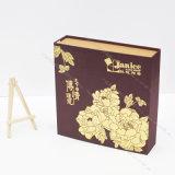 Boîte-cadeau chaude merveilleuse de vente et de papier de bonne qualité avec le tissu