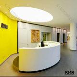 Kingkonree подгоняло твердый поверхностный счетчик стола приема твердый поверхностный