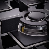 Küchenbedarf-elektronische Zündung-eingebautes Gas-Gewindebohrer-Gas Cooktop