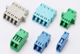 Переходники волокна LC/Upc Sm Sx переходника оптического/кабеля волокна оптически