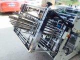 Nuevo rectángulo de papel automático que forma la máquina, alimento, hamburguesa, máquina del rectángulo de almuerzo