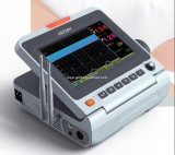 12,1 pulgadas plegable de color LED equipo médico fetal monitor