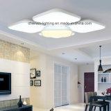 Neue Innen Smart-Deckenleuchte-Lampe mit Segmentierung der Steuerung.