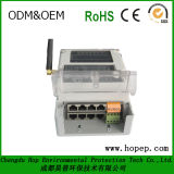 Беспроволочный счетчик энергии GPRS трехфазный четырехпроводной электрический, метр электричества