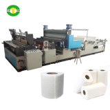 Papier de toilette et Kitchen Towel Converting Machine de Xy-Tq-1575A High Speed