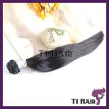 Бразильские естественные человеческие волосы ранга 7A