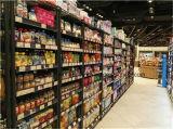 Strumentazione del supermercato utilizzata mensola rivestita a resina epossidica del metallo del collegare del NSF buona