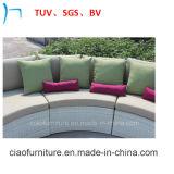 중국 현대 등나무 가구 정원 가구 옥외 소파