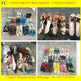 最もよいQualtiyの安く卸し売り使用されたスポーツの靴(FCD-005)