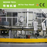 granulador máquina da peletização do fio de poliéster/fibra waste do ANIMAL DE ESTIMAÇÃO