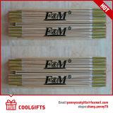 los 2m regla plegable de madera del regalo de 10 dobleces para la promoción