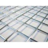Treillis métallique/frontière de sécurité hexagonaux PVC-Enduits