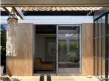 Алюминиевые наружные открытое окно и дверь
