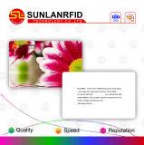 두 배 옆 인쇄 13.56MHz NFC 호텔 PVC 키 카드