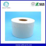 Collant de papier anti-vol des marchandises 8.2MHz EAS rf
