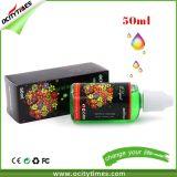 Liquido elettronico su ordinazione della sigaretta E del contrassegno 10ml/20ml/30ml/50ml
