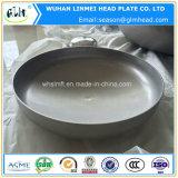 Protezione di alluminio capa ellittica servita per i tubi o i tubi