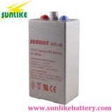 Röhrenbatterie der Fabrik-Zubehör Opzv Gel-Batterie-2V350ah für Solar