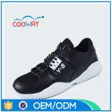 2015 حذاء رياضة شعبيّة ذكريّة أسود أكثر
