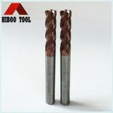 Moinhos de extremidade Toroidal do carboneto HRC50