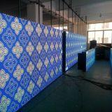 P10 SMD impermeabilizzano lo schermo di visualizzazione del LED di colore completo
