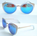 Gafas de sol plásticas de la manera del diseñador a estrenar para las mujeres/señora (DP1228YZ)
