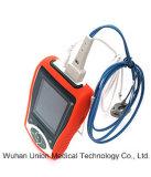 Oxímetro Handheld do pulso do indicador de TFT LCD (UN S1) /Ce aprovado