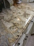 가져온 Granite New Venetian Gold Countertops 등등