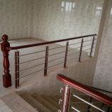 2016 maré contratante e elegante do corrimão da escadaria do aço inoxidável