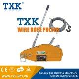 Extrator da corda de fio da eficiência elevada 800kg com certificado do Ce