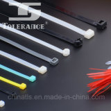Связь застежка-молнии цветастой Nylon связи кабеля пластичная