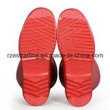 100%のゴム製化学的安全の働く雨靴