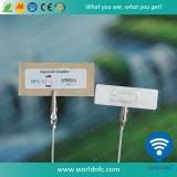 Стикер цены по прейскуранту завода-изготовителя изготовленный на заказ дешевый Ntag213 RFID NFC бумажный