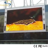 Im FreienP10 Full Color Video LED Display für Advertizing Screen