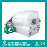 Le plus défunts mélangeur d'alimentation de palette de double des prix/moulin préparation d'alimentation