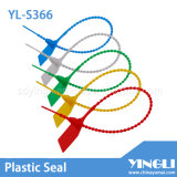 Sealing Trucks와 Tanks (YL-S366)를 위한 수송 Plastic Security Seals