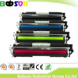 en venta en el cartucho de toner compatible común del color del HP 126A, Ce310A, Ce311A, Ce312A, Ce313A para la impresora del HP