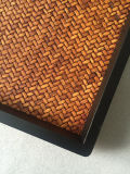 Cassetto di legno su ordinazione del tovagliolo della qualità superiore