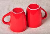 La tasse personnalisée a estampé votre cuvette de thé de café de logo pour promotionnel